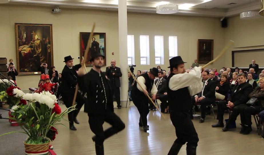 Március 15-i ünnepi megemlékezés Torontóban