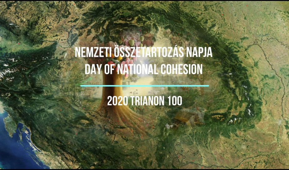 Az Extra Hungariam Alapítvány és a Kanadai Magyarok Országos Szövetségének közös videója