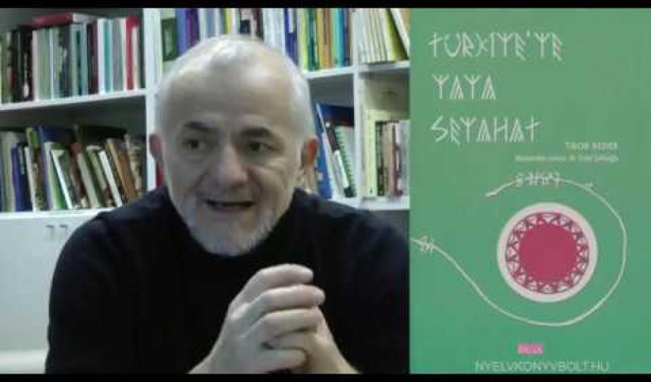 Beszélgetés Dr. Erdal Şalıkoğluval török-magyar műfordítóval Isztambulban
