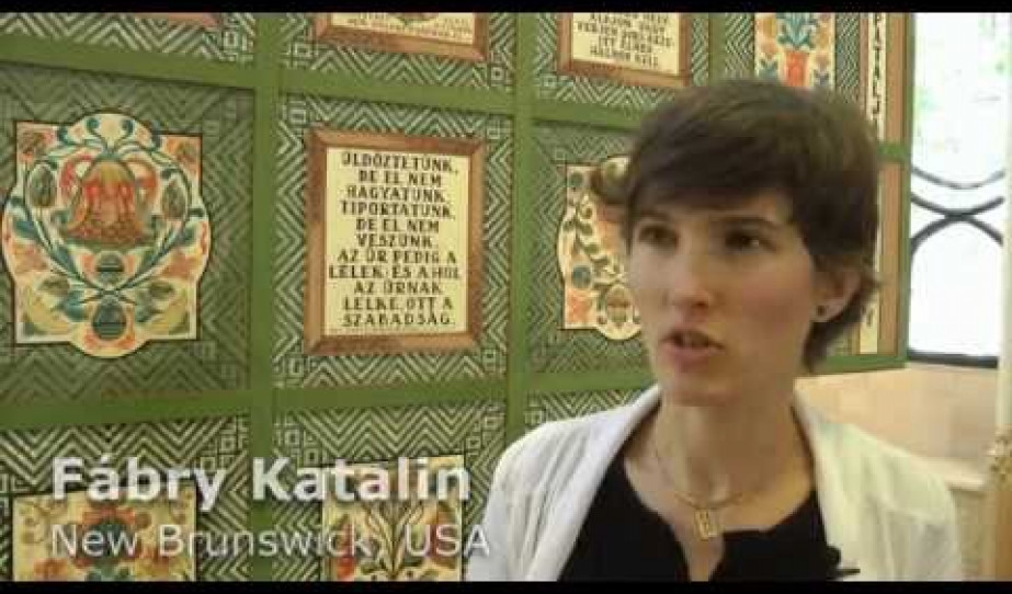 Kőrösi Program - Fábry Katalin