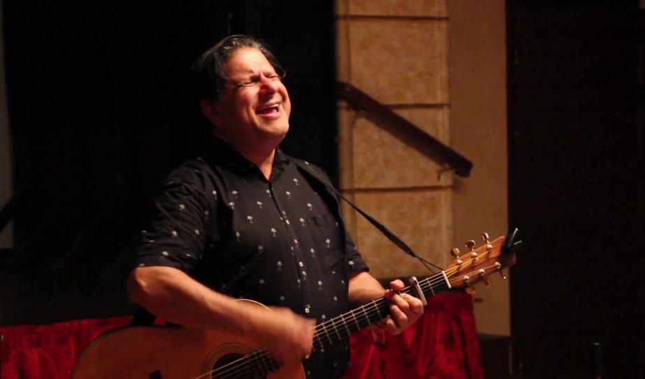 Gerendás Péter adott koncertet a Los Angeles-i Egyesült Magyar Házban