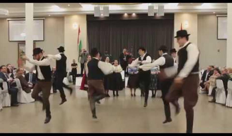Kodály Táncegyüttes: Bonchidai táncok