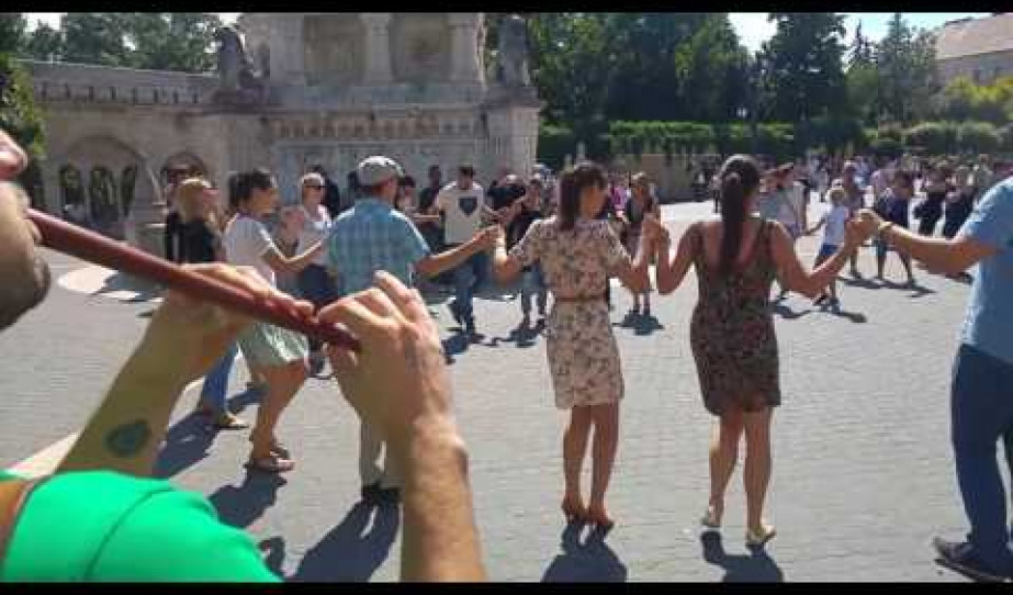 Kőrösi Csoma Sándor Program 2016 - Kanada, USA flashmob teljes