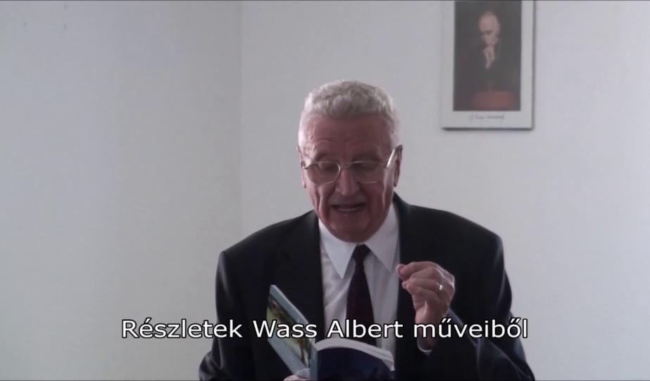 Wass Albert emlékműsor Zürichben