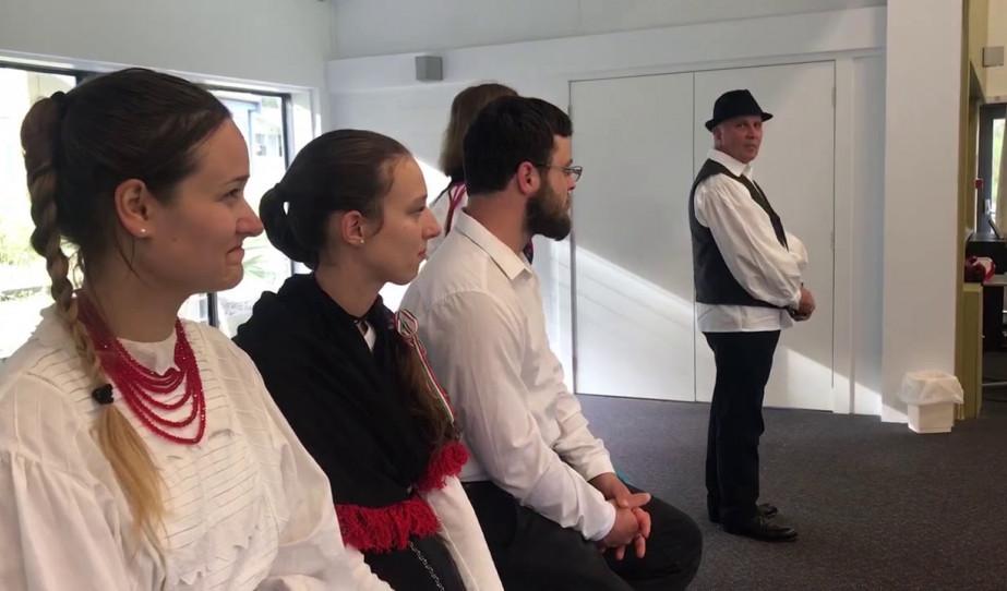 Az első Sydney-i Hagyományőrző Diaszpóra-, és Regös tábor