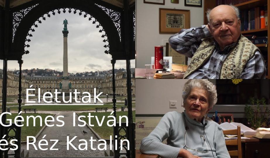 Életutak - Gémes István és Réz Katalin