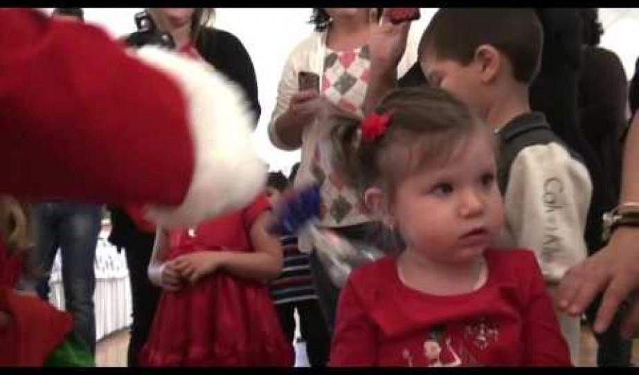 A Wellandi Magyar Ház gyerek karácsonya