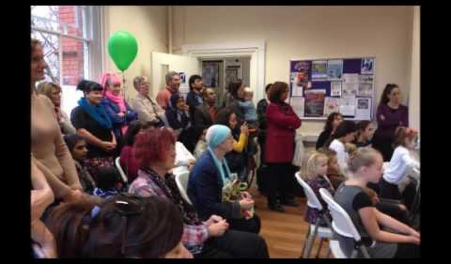 Szóló Szőlő Chesteri Magyar Tanoda eseménye:  The Unity Open Day
