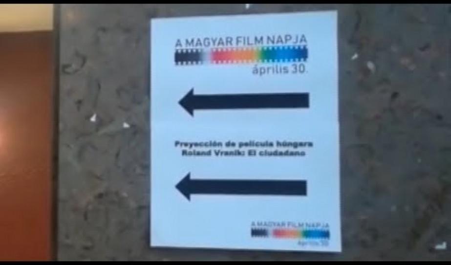 Magyar Film Napja Madridban