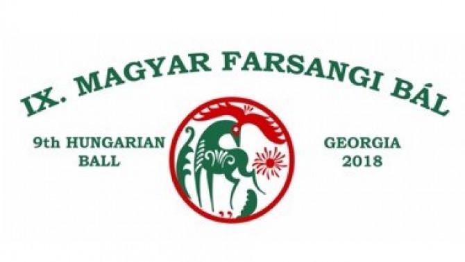 IX. Magyar Farsangi Bál Atlantában