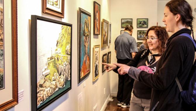 Huvac kiállítás Torontóban