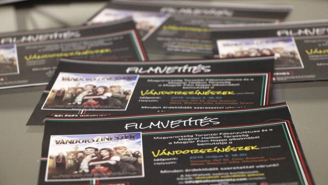 A Magyar film napja Torontóban