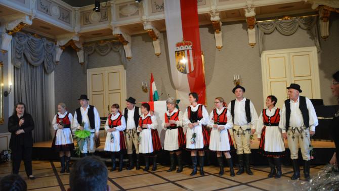 Márton Árpád néptánccsoport