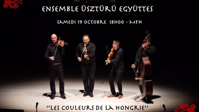 Üsztürü zenekar Lyon
