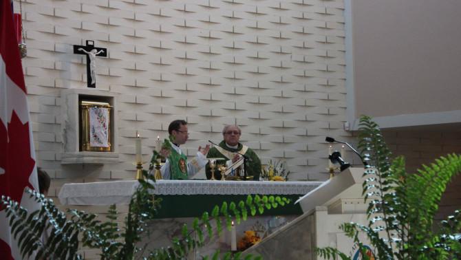 Jubileumi szentmise