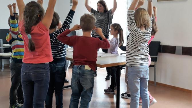 Magyar iskola Zürichben