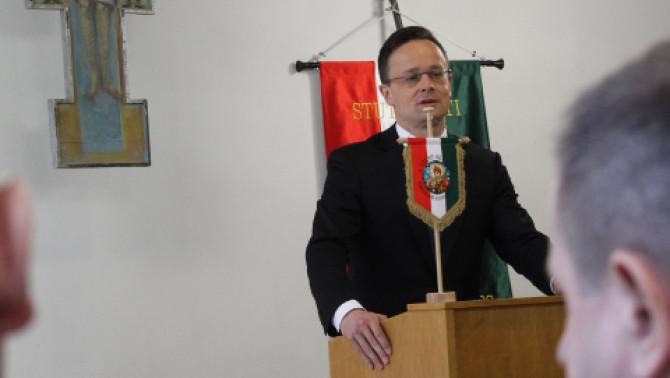 A külügyminiszter