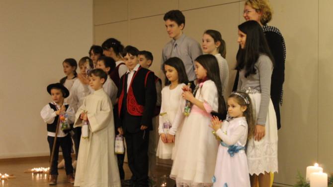 Betlehemes karácsony ünnepén