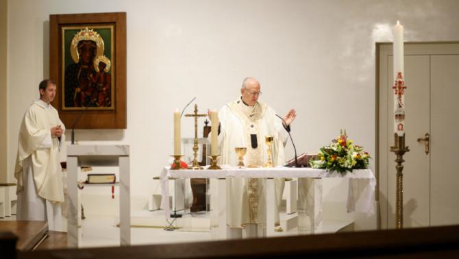 Engesztelő szentmise május 2-án a Szent István-bazilikában