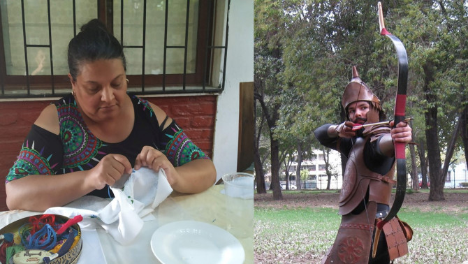 Chileiek, akik hobbija a magyar kultúra