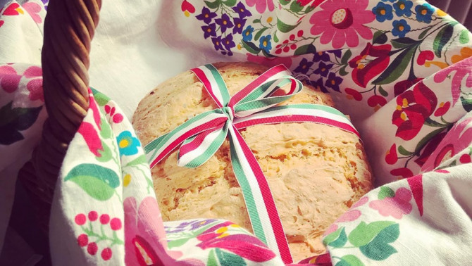 Szentelt kenyér