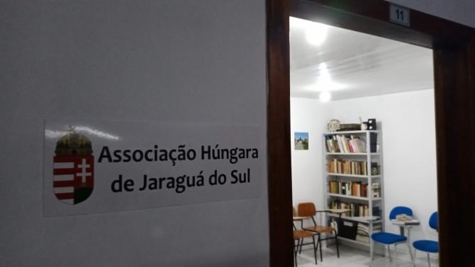 Magyar nyelv tanítása Jaraguá do Sul-ban