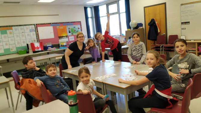 Magyar Iskolában