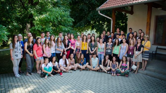 Rákóczi Mozgótábor - Diákok Határok Nélkül Program