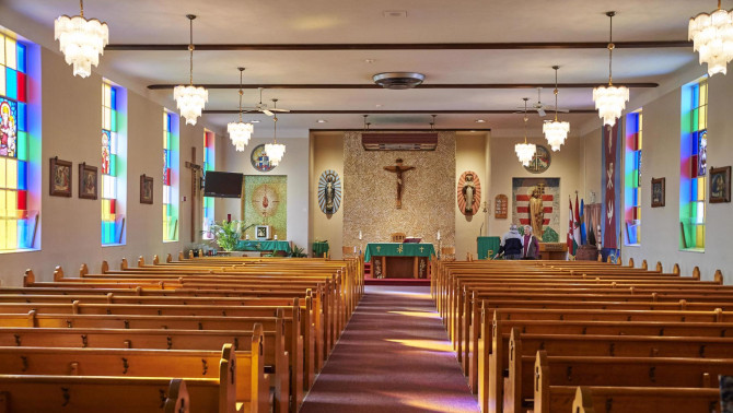 Szent István Római Katolikus Egyházközség, Hamilton