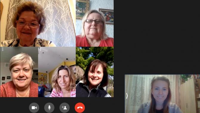Karantén és közösségépítés- Hamiltoni magyar iskola megbeszélés