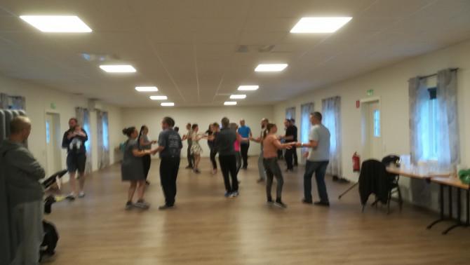 Hällebergai tánctábor
