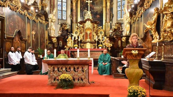 Prága 2019.10.20. ünnepi szentmise
