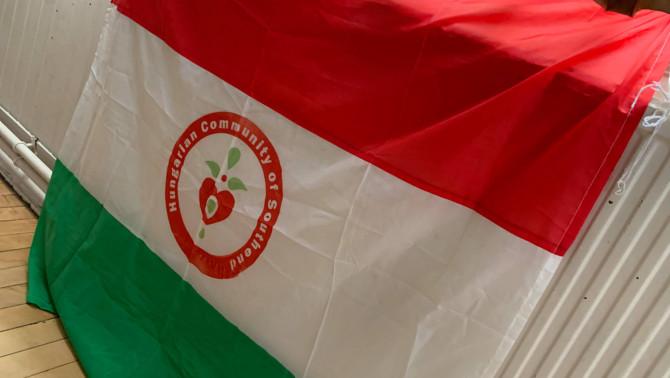 A Southendi Magyar Közösség logója