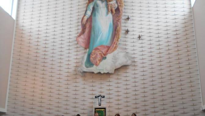 A Magyarok Nagyasszonya templom