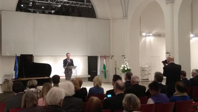 megemlékezés, München, Magyarország Müncheni Főkonzulátusa, Keleti Németek Háza