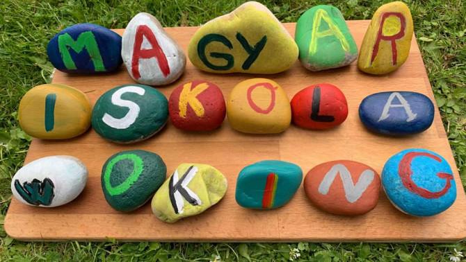 A Magyar Iskola Woking egyik profilképe