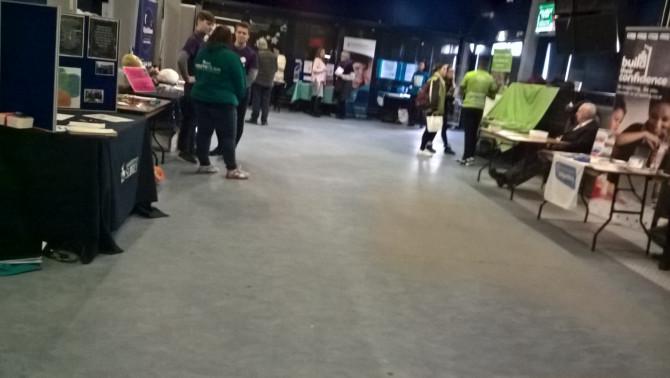 A Volunteer Fesztivál egy pillanatképe