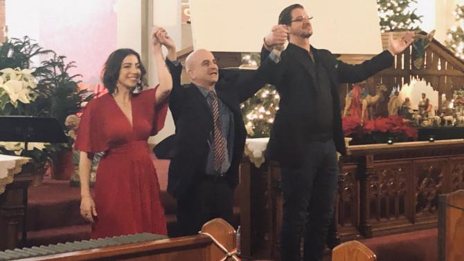 amerikai művészek énekeltek magyar nyelven