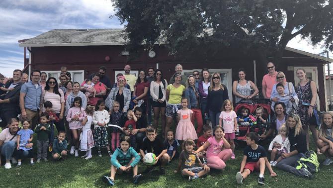 Walnut Creek Magyar Iskola tanévkezdés 2019
