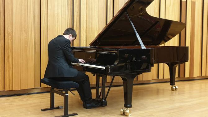 A zongoraművész