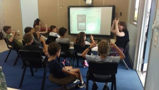 A Kodály-módszerről tanulnak a gyerekek Brisbane-ben