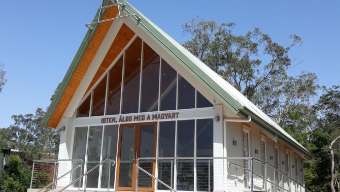 Ausztráliai Magyar Református Egyház temploma