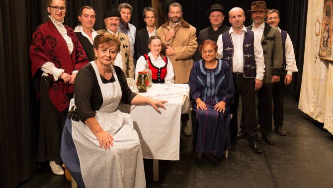 Brisbane-i magyar színtársulat