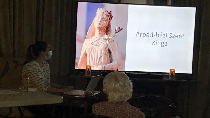 Július 24. Árpád-házi Szent Kinga