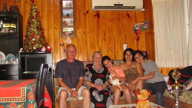 Gáspár család