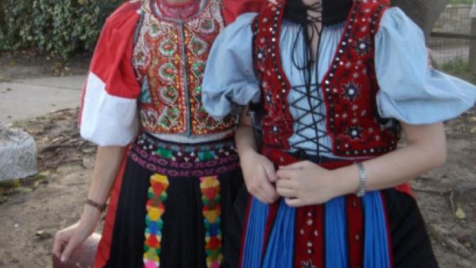 Zólyomi Kati és Jeszenszky-Böhm Zsuzsanna