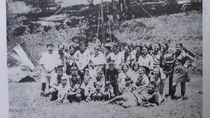 Cserkészcsapatok