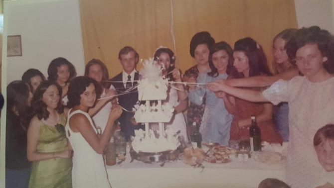 Megemlékeztünk a székházban tartott magyar esküvőről is (Atilio Botlik képe)