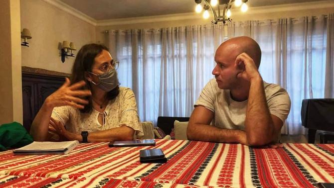 Interjú Jármy Andreával