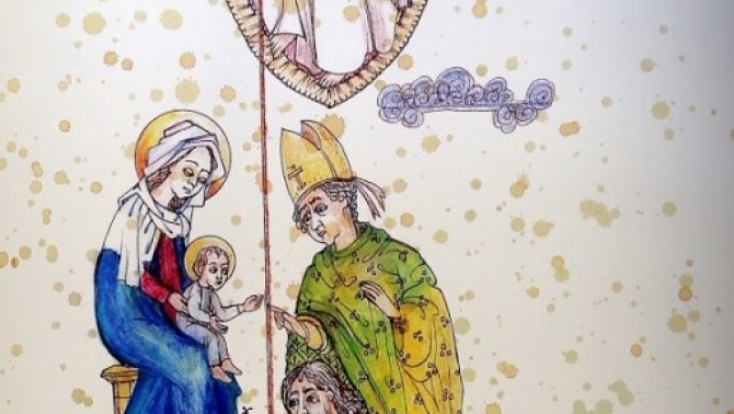 Emlékezés Szent Mártonra